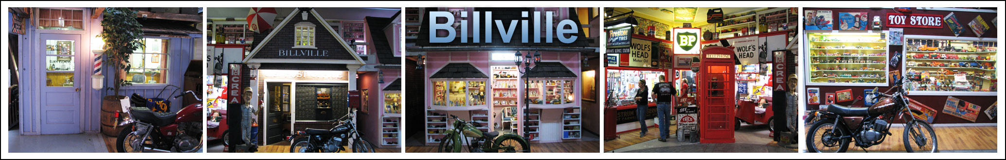Pictures of Billville
